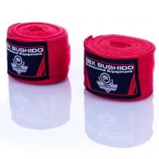 Boxerská omotávka DBX BUSHIDO červená