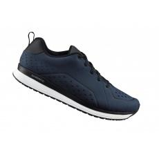 boty Shimano CT5 modré