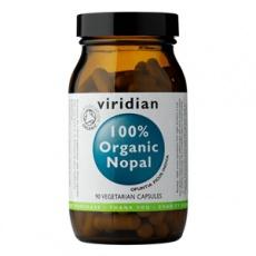 Nopal 90 kapslí Organic (Opuncie)