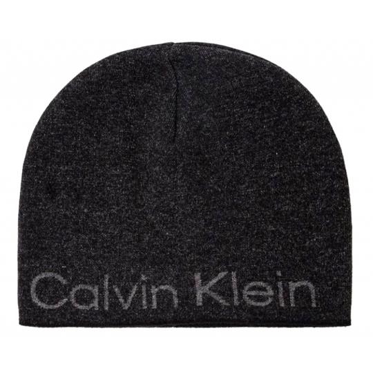 Calvin Klein DRY BRANDING RIB BEANIE