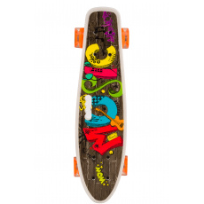 Crazy Board MUSIC Pennyboard LED