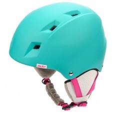 Kiona ski helmet mint / pink
