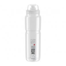 lahev ELITE FLY MTB 20 čirá/šedé logo 950 ml