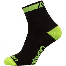 ponožky ELEVEN Howa EVN vel. 5- 7 (M) fluo/černé