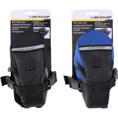 Bicycle bag under the Dunlop 02726 saddle