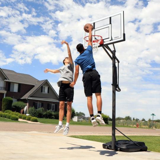 """Lifetime basketball stand 54 """"GEORGIA"""