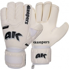 4Keepers Champ Black IV RF Junior S605400 goalkeeper gloves