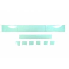 samolepka rámu M-WAVE XL fólie set