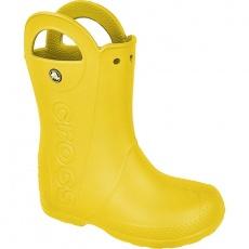 Wellingtons Crocs Handle It Kids 12803 yellow