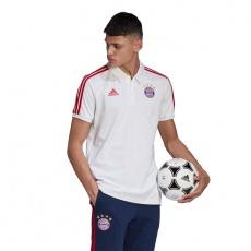 Bayern Munich 3-Stripes Polo M