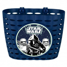 koš Disney STAR WARS modrý + pásky