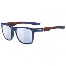 brýle UVEX LGL 42 modré havana