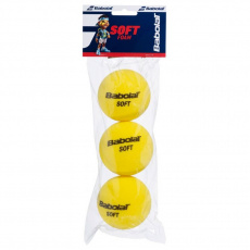 Babolat Soft Foam tennis balls 3 pcs 501058