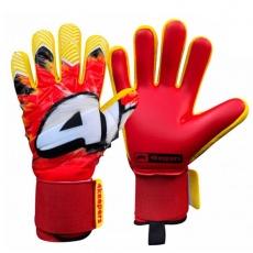 4keepers Evo Rojo NC goalkeeper gloves
