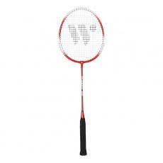 Badmintonová raketa WISH Alumtec 215 červená