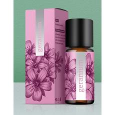 aromatická esence Energy Geranium Pelargonium Flower oil