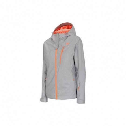 Jacket 4F W H4Z20-KUDN003 Cool light gray