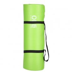 Jóga podložka ONE Fitness YM40 zelená