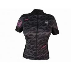 dres krátky dámský HAVEN SKINFIT černá/růžová