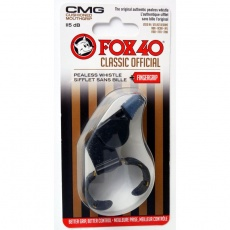 Whistle FOX 40 Classic Official Fingergrip CMG 9609-0008