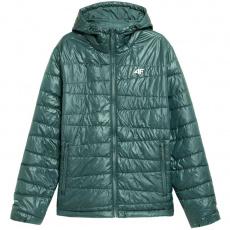 Jacket 4F M H4Z21-KUMP005 Green