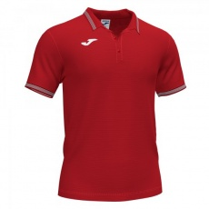 CAMPUS III POLO RED S/S