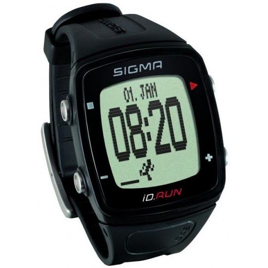 pulsmetr SIGMA ID.Run černý