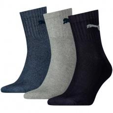Short Crew 3Pack Socks 906 110 58
