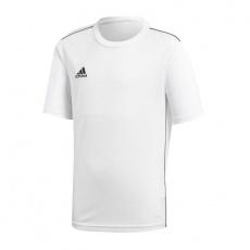 Adidas JR T-Shirt Core 18 Training Jersey Jr CV3497