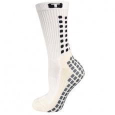 Trusox Mid football socks - Calf Cushion white