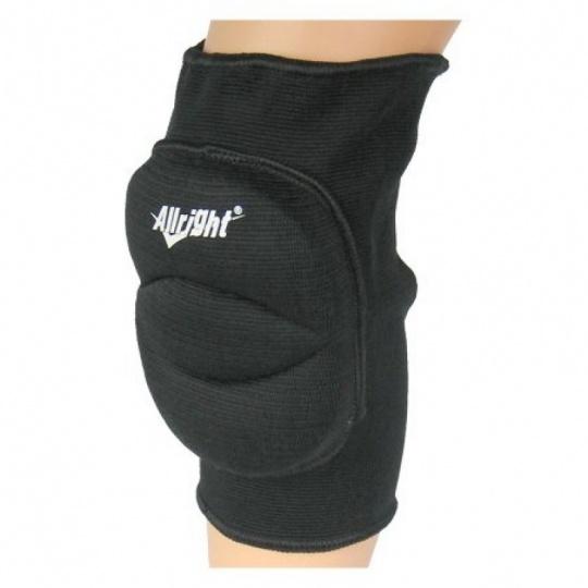 Allright Match volleyball knee pads, black