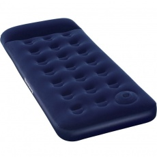 Bestway velor mattress with pump 185x76x28cm 67223-6294