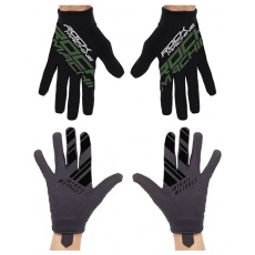 dlouhoprsté rukavice ROCK MACHINE Race khakki vel.XL