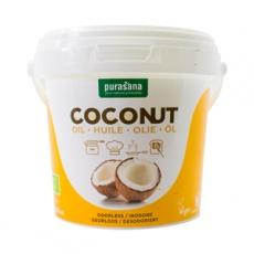 Coconut Oil BIO 0,5 l (Kokosový olej)