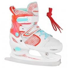 brusle zimní dětské Tempish RS VERSO ICE Girl červené