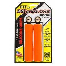 gripy ESI FIT XC oranžové