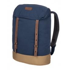 batoh daypack LOAP JUSSI modro/hnědý