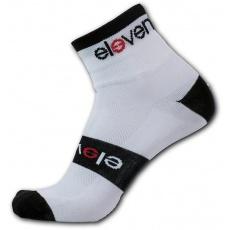 ponožky ELEVEN Howa PREMIUM vel. 5- 7 (M) bílé/černé
