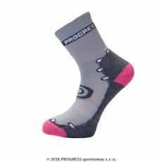 DT KBS - KIDS BAMBOO SOX detské turistické ponožky