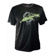 dres krátký pánský HAVEN NAVAHO černo/zelený