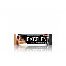 tyčinka Nutrend Excelent DOUBLE čokoláda 40g