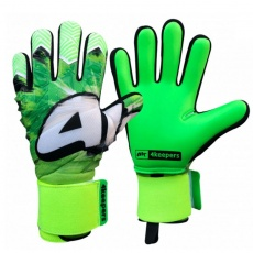 4keepers Goalkeeper gloves Evo Verde NC