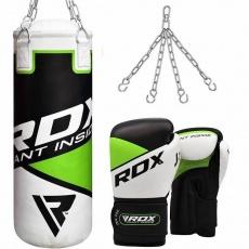 Junior SADA PRE TRÉNING BOXU RDX R8 2ft 3-in-1 Green