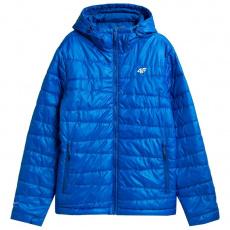 Jacket 4F M H4Z21-KUMP005 Cobalt
