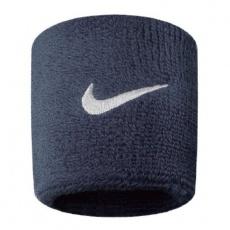 Nike Swoosh 2pcs wristband NN04416 navy blue