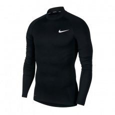 Nike Pro Top LS Tight Mock M BV5592-010 thermal shirt