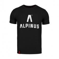 Alpinus Classic T-shirt black M ALP20TC0008