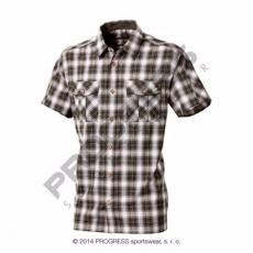 OS PULSE pánská košile s bambusovým vláknem