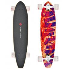 """Street Surfing Longboard Street Surfing CUT KICKTAIL 36"""" Streaming"""