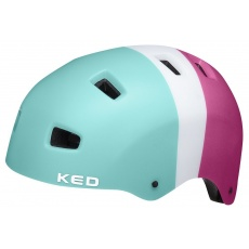 přilba KED 5Forty M 3 colors retro girl 54-58 cm